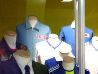 東京帝国大学のライトブルーのシャツ