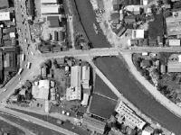 昭和38年の航空写真