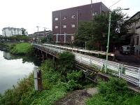 市兵衛河岸跡