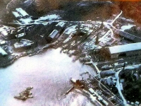 昭和30年頃の川間分工場