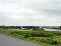 荒川と入間川の分岐