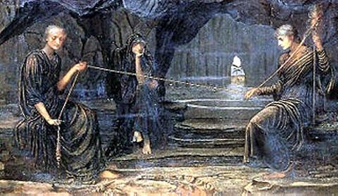 ラファエル前派イギリスの画家ジョン・メリッシュ・ストラドウィックの作品