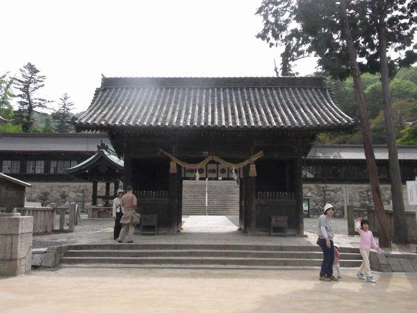 吉備津彦神社1
