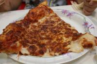 アメリカのピザ。