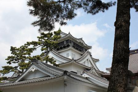 20110424岡崎城 (1)
