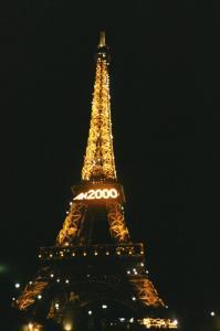 エッフェル塔2000