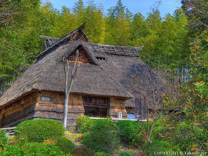 旧山田家住宅