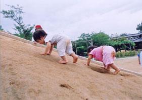 「子供たちの一日」1~4歳児