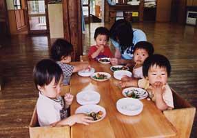 保育園の四季(1歳児)