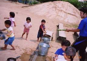 保育園の四季(2歳児)