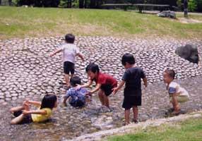 保育園の四季(3歳児)