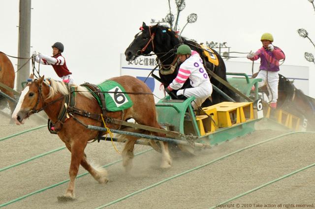 2011・6・18ばんえい競馬3