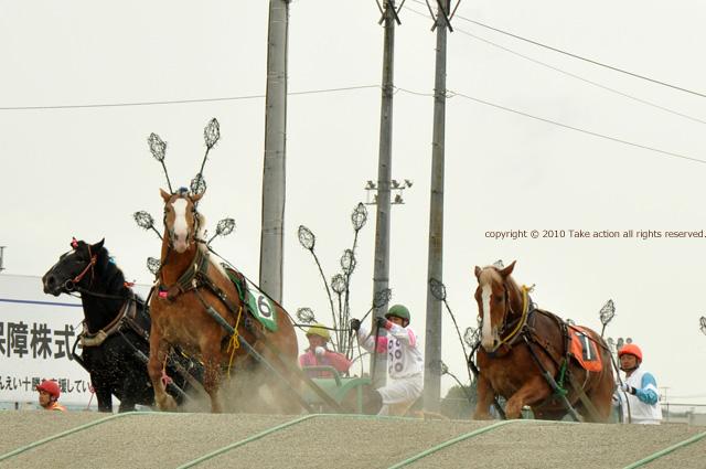 2011・6・18ばんえい競馬2