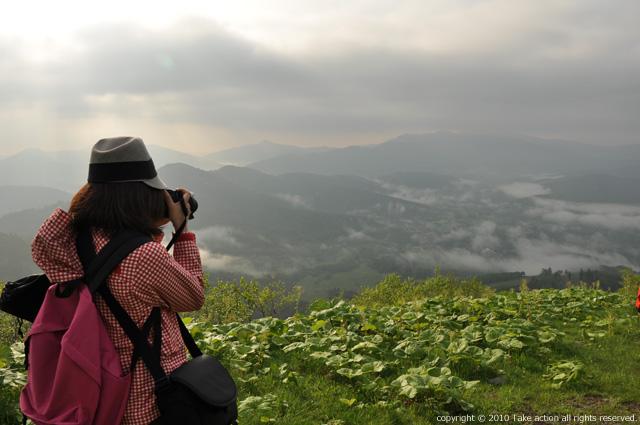 2011・6・19トマム雲海テラス6