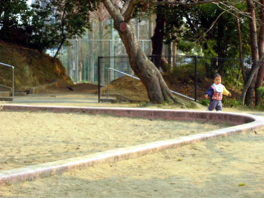公園にて6