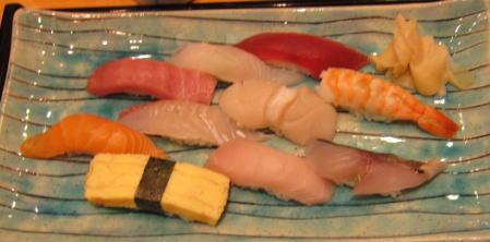 寿司好み?