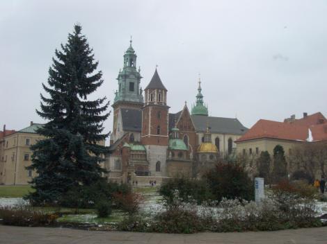 クラクフのヴァヴェル大聖堂