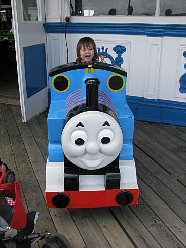 on Thomas