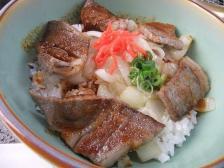 淡路島牛丼
