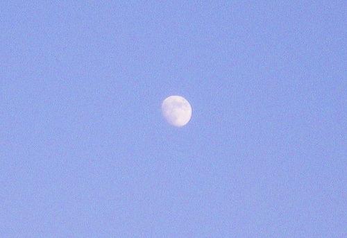 お月さま4時