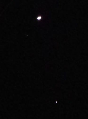 月木星金星