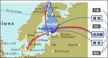 フィン地図