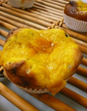 マンゴークリームパン