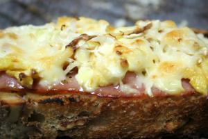 キャベツ ベーコン チーズ