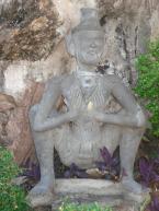 ワットポー仏像