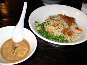 つけ麺(とんこつ)