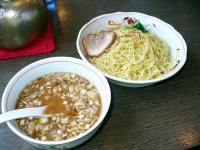 枯節つけ麺(2玉)