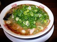 こがしニンニク黒らー麺