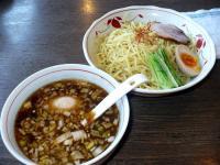 つけ麺(2玉)・味玉