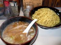 味噌つけ麺・2玉