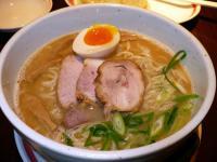 鶏白湯鯛ダシ麺