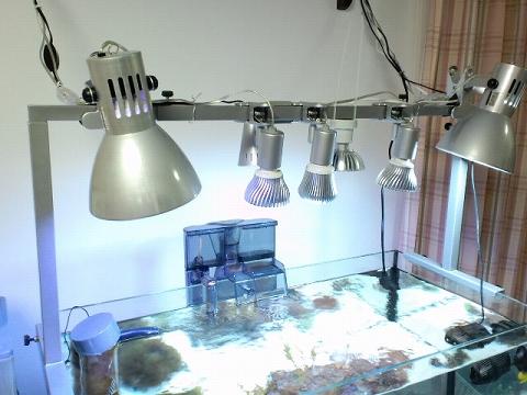 照明スタンド20110601