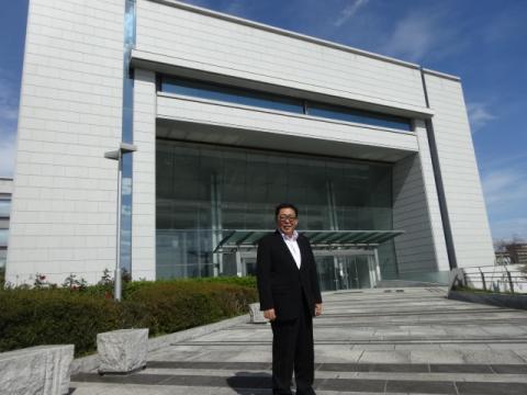 茨城県議会議事堂