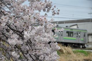 2011年4月10日 JR東日本横浜線 205系