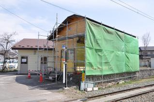 2011年4月18日 上田電鉄別所線 下之郷