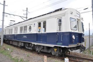 2011年4月18日 上田電鉄別所線 下之郷~大学前 7200系7253F 入換