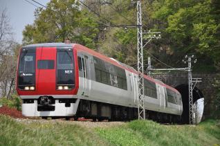 2011年5月4日 長野電鉄屋代線 2100系E1編成
