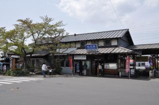 2011年5月4日 長野電鉄屋代線 松代