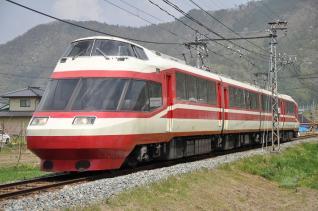 2011年5月4日 長野電鉄屋代線 1000系S1編成