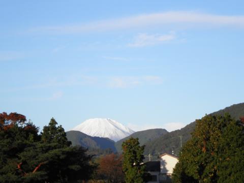秋の富士18