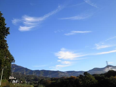 秋の青空47