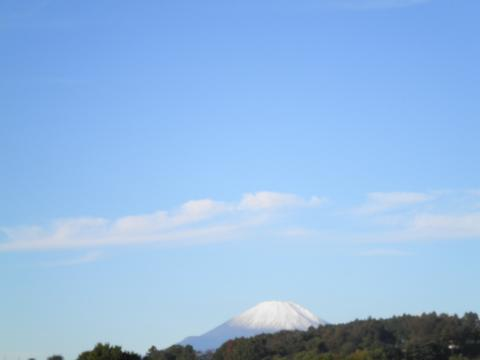 秋の富士34