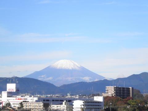 秋の富士52