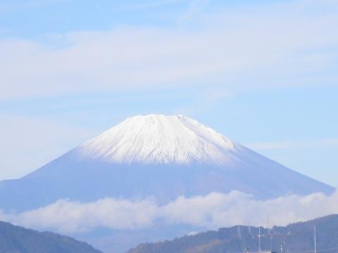 秋の富士57