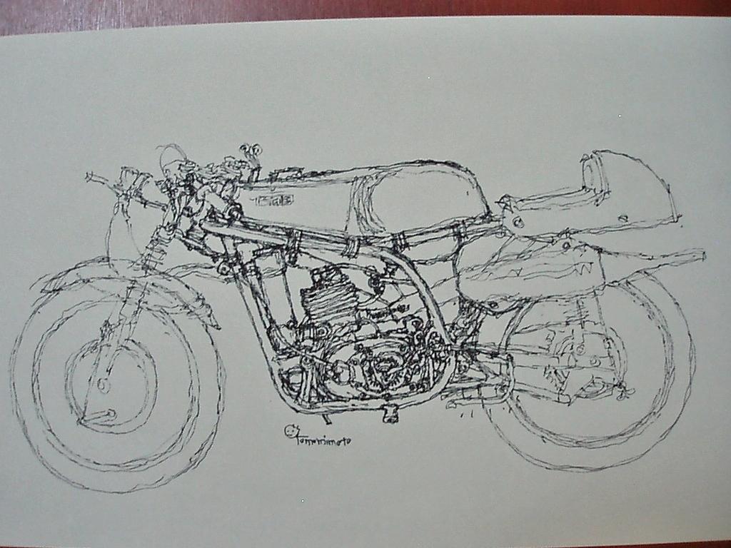 MZ RE125 de 1965