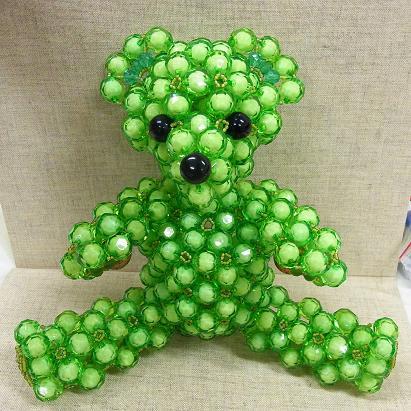 緑のクマさん3